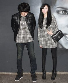 KOREAN COUPLE FASHION