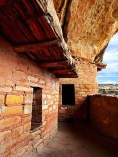 Anasazi Building, Mesa Verde