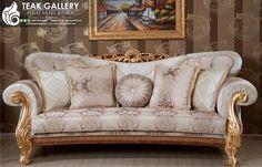 Modern Furniture Jepara sofa santai mewah gold ukiran jepara, furniture jepara, harga