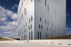 Gallery of Public Safety Answering Center II / SOM - 6