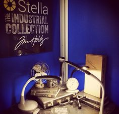 Stella lighting the industrial collection by Tim Holtz