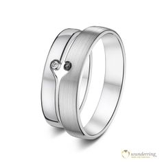 4651fa5cc3 Wedding rings with white gold rings # diamonds - Engagement Rings