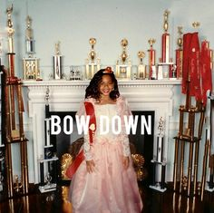 bow down to queen b