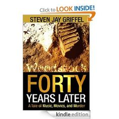 """Amazon.com: FORTY YEARS LATER (David Grossman Series) eBook: Steven Jay Griffel: Kindle Store (Laurie Rozakis, Author, Editor & Public Speaker: """"…a rush – sharp, spot on, and funny as hell."""""""