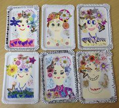 Výsledek obrázku pro den matek tvoření s dětmi Portraits For Kids, Happy Mothers Day, Art For Kids, Diy And Crafts, Craft Ideas, Crafts, Art, Father's Day