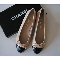 Chanel Ballet Flats-- absolute must!! every spring treat yourself to a new pair!!