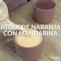 Atole Recipe, Flan Recipe, Bien Tasty, Cooking Recipes, Oven Cooking, Cooking Brisket, Baby Cooking, Cooking Light, Delicious Desserts