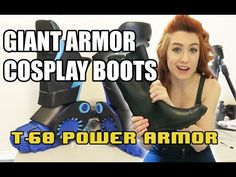 YouTube armor and boots