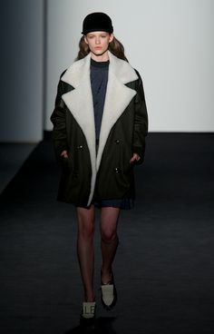 Fashion feature: Timo Weiland Women's Fall 2013