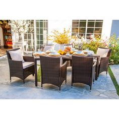 7 best patio furniture images patio dining sets outdoor decking rh pinterest com