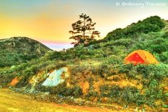 Best places to camp in Big Sur, California http://ordinarytraveler.com/articles/big-sur-camping
