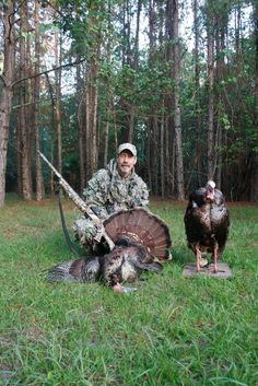 Head to south Florida for a chance to hunt the Osceola turkey as part of the Grand Slam quest.