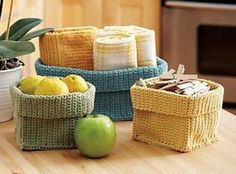 bernat+crochet+basket+pattern | Top 10 Most Popular Free Crochet Patterns on Ravelry (and 10 Others ...