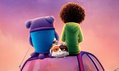 Fasten your seatbelt and check out Fandango's exclusive debut of the poster for the DreamWorks Animation film Home.