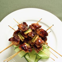 ... Yakitori on Pinterest | Grilled Chicken Skewers, Skewers and Chicken