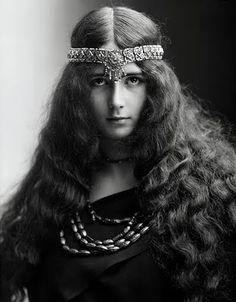 Stunning gypsy girl