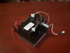 Laser Cavity Setup -  Coherent FAP800 High-Brightness Fiber-Coupled Bar LASER #CoherentFAP800HighBrightnessFiberCoupledBarLASER