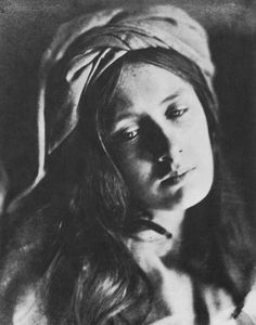 Julia Margaret Cameron (11 June 1815 – 26 January 1879) was a British photographer. She became known for her portraits of celebrities of the time, and for Arthurian and similar legendary themed pictures. Cameron's photographic career was short, spanning the last eleven years of her life. She did not take up photography until the age of 48, when she was given a camera as a present. Her work had a huge impact on the development of modern photography, especially her closely cropped portraits…