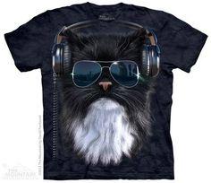 Estampas, Animais, Gola, Camiseta Legal, Gato Camisetas, Óculos De Sol De 1ef659d1ce