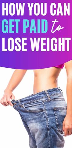 This company will actually PAY you to lose weight! A great way to stay motivated to eat healthy and exercise. Easy Weight Loss, Weight Gain, How To Lose Weight Fast, Losing Weight, Stomach Fat Burning Foods, Healthy Lifestyle Tips, Living A Healthy Life, Eat Right, No Carb Diets