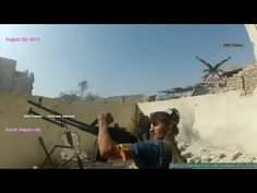 Guerra na Síria - Batalhas por Aleppo l 4 de setembro de 2016