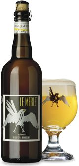 Le Merle by north coast brewing co