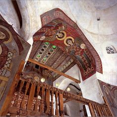 saint anthony monastery egypt Early Christian, Christian Art, Fresco, San Antonio, St Anthony's, Romanesque, Textiles, Byzantine, Egyptian