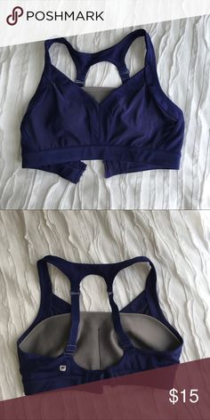 Fabletics High Support Bra Super supportive, adjustable straps, great for HIT workouts! Fabletics Intimates & Sleepwear Bras