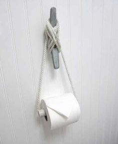 10 distributeurs de papier toilette à réaliser pour ses WC – DIY