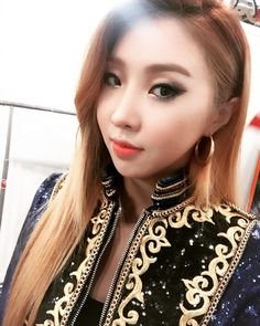 Happy Birthday Minzy!!!! January 18, 2016