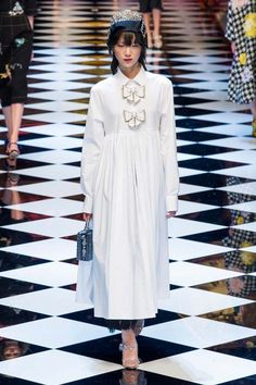 Milano Moda Haftası: Dolce & Gabbana - Fotoğraf 27 - InStyle Türkiye