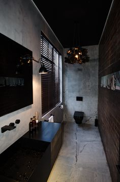 Guest toilet for Bomax Offices Guest Toilet, Innovation Design, Offices, House Design, Mirror, Bathroom, Architecture, Interior, Furniture