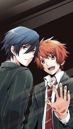 Anime lock screen ~