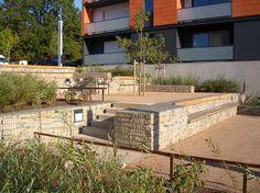 Inzinac центр міста по Urbicus 14 «Ландшафтна архітектура робіт | Landezine