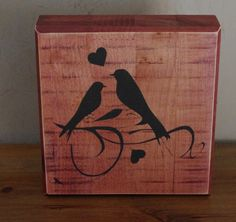 A personal favorite from my Etsy shop https://www.etsy.com/listing/490254554/valentine-heart-sign-wood-valentine