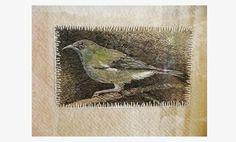 Bell bird - by Bridget Sanders