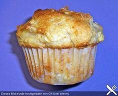Apfel - Quark - Muffins (Rezept mit Bild) von JosephineB | Chefkoch.de
