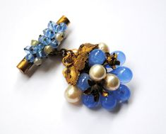 Louis Rousselet Vintage French Brooch by MadameMauricette on Etsy