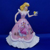 Disney Cinderella's Wish Bradford Exchange Bell Figurine