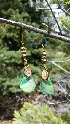 Check out this item in my Etsy shop https://www.etsy.com/listing/235185222/green-stone-earrings