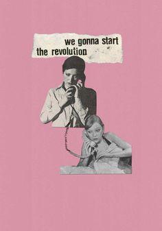 GIRLBOSS MOOD: revolution girl style now!