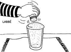 Wasser: Salzteilchen im Wasser - Zzzebra, das Web-Magazin für Kinder   Labbé Verlag