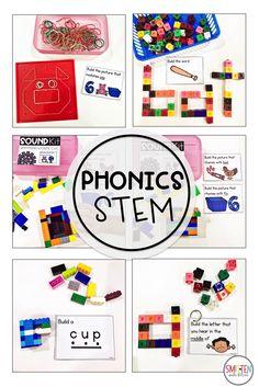 stem activities for cvc short vowels