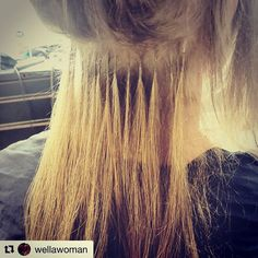 Somebodys getting extensions! The best! Perfect summer hair. Salon Couture upstairs at 203 King Street. Is that across from the Charleston Apple Store? Why yes! #Repost @wellawoman  Great lengths 12 lengthening service #greatlengths #carolfroeshair #lengthandvolume #saloncouturecharleston
