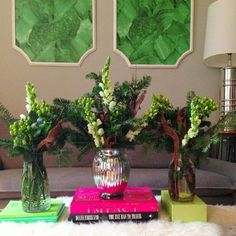 PS I Made This Erica Domasek - DIY Evergreen Arrangements - Country Living