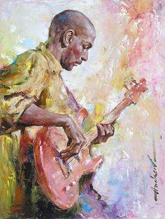 Lost in Music : Andrew Atroshenko