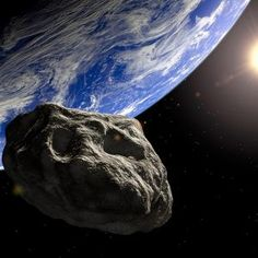 Close shave from an undetected asteroid
