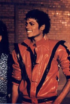 Michael Jackson - from child to adult hood he revolutionized music entertainment and became an international star. Though his work is of legend, it was Thriller that made me a fan sharing a love for horror and his music during my childhood.