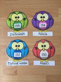 Tísňová čísla Coasters, Classroom, Education, School, Design, Class Room, Coaster, Onderwijs