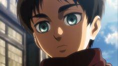 Attack on Titan eren Aot Eren, Attack On Titan Eren, Attack On Titan Ships, Armin, Anime Love, Anime Guys, Regard Intense, Black Bullet, Anime Child